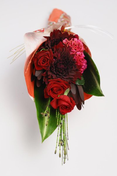 画像2: 紅(花束)