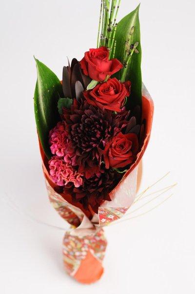画像3: 紅(花束)